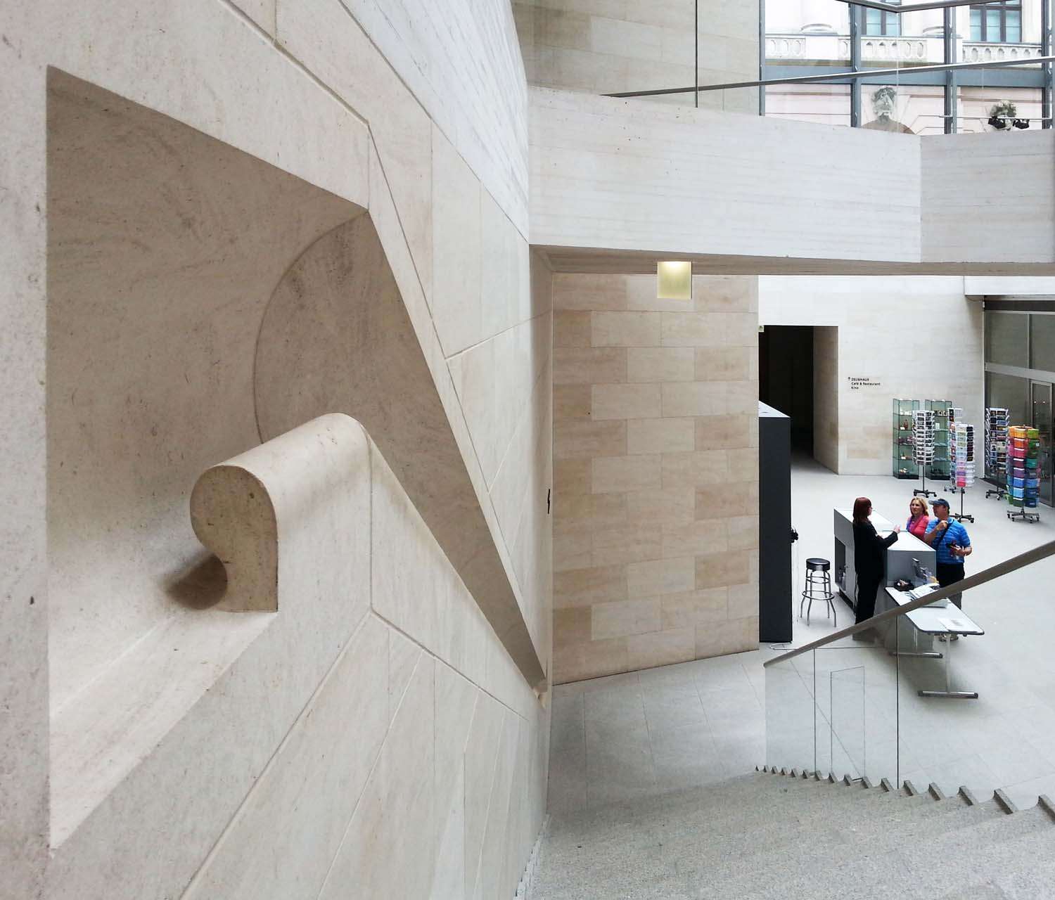 architect i m pei winner of the pritzker prize projects in berlin